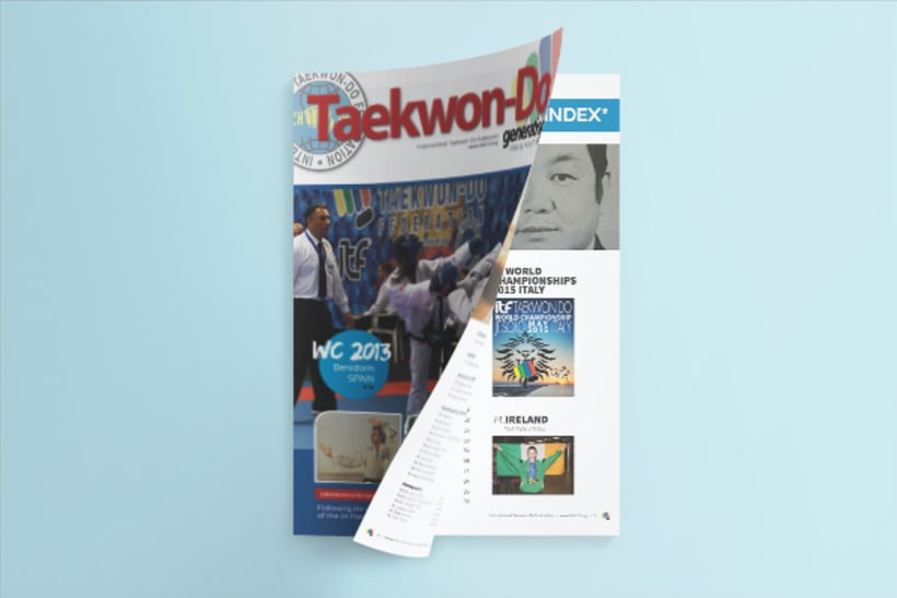 Taekwon-Do Generation Magazine 1