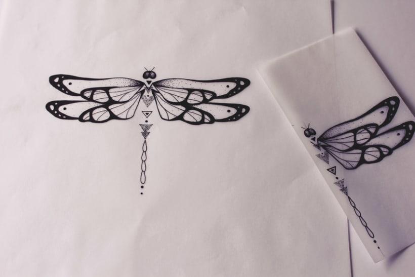 Diseño de tatuaje 0