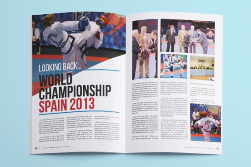 Taekwon-Do Generation Magazine 5