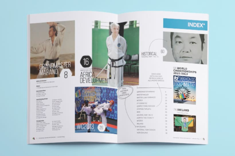 Taekwon-Do Generation Magazine 2