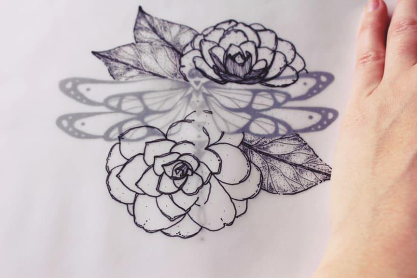 Diseño de tatuaje 2