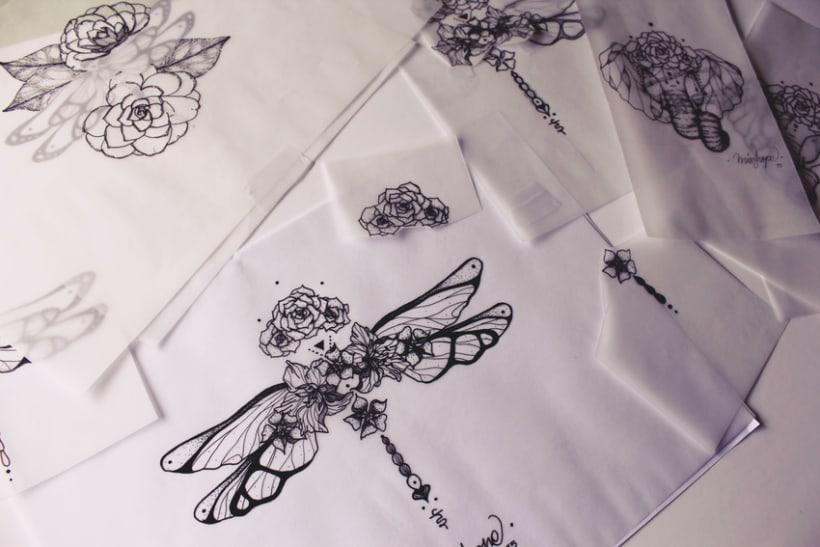 Diseño de tatuaje 7