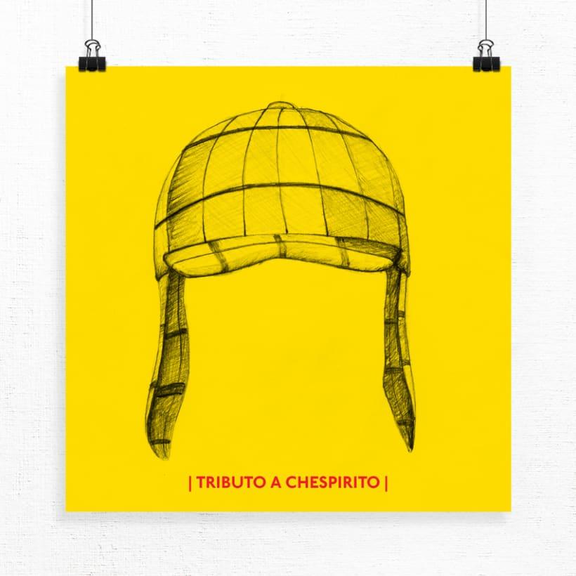 TRIBUTO A CHESPIRITO 0