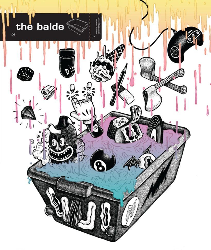 THE BALDE 0