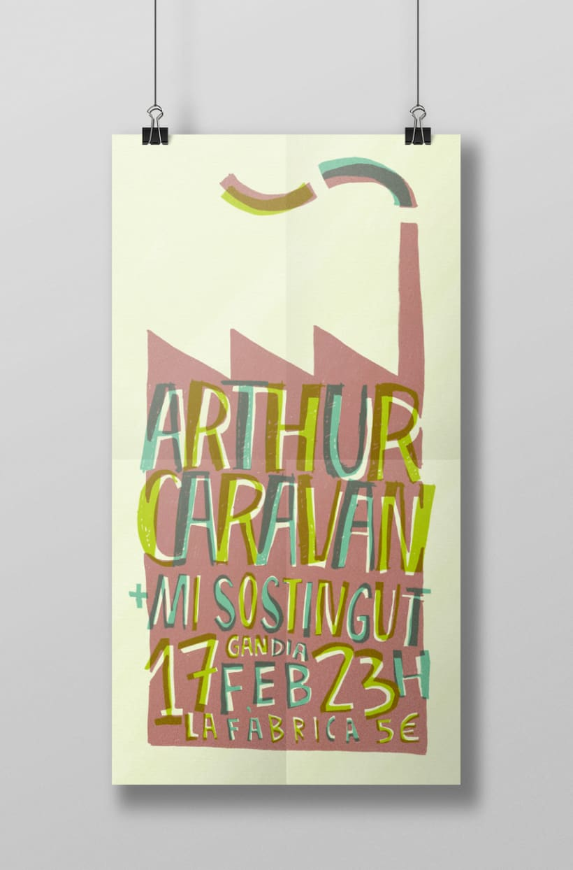 Arthur Caravan + Mi Sostingut 0