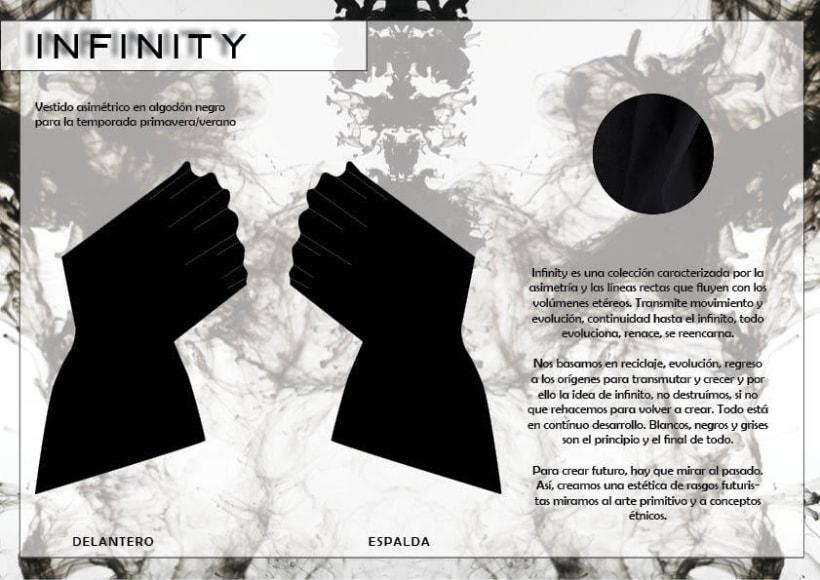 Infinity, colección cápsula 5