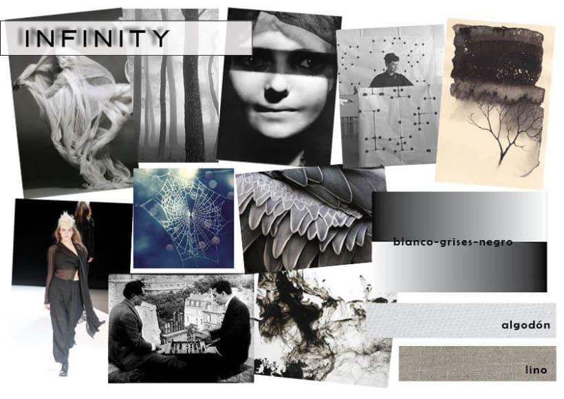 Infinity, colección cápsula 3