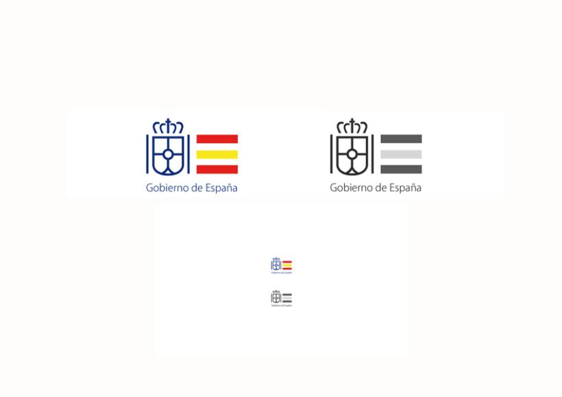 Rediseño Identidad Gobierno de España 0