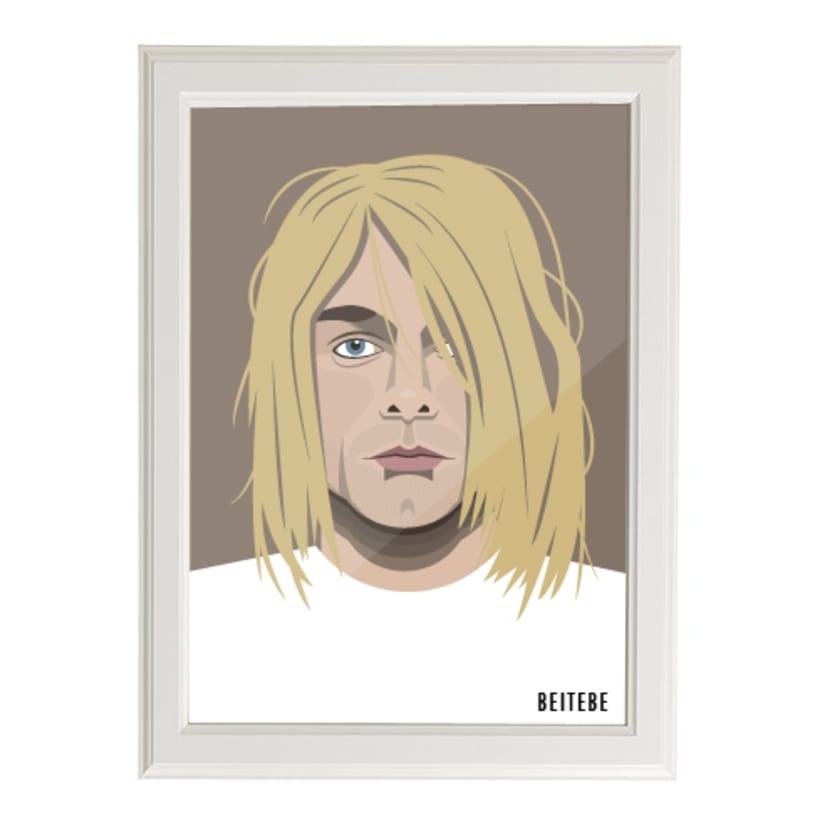 Kurt Cobain -1