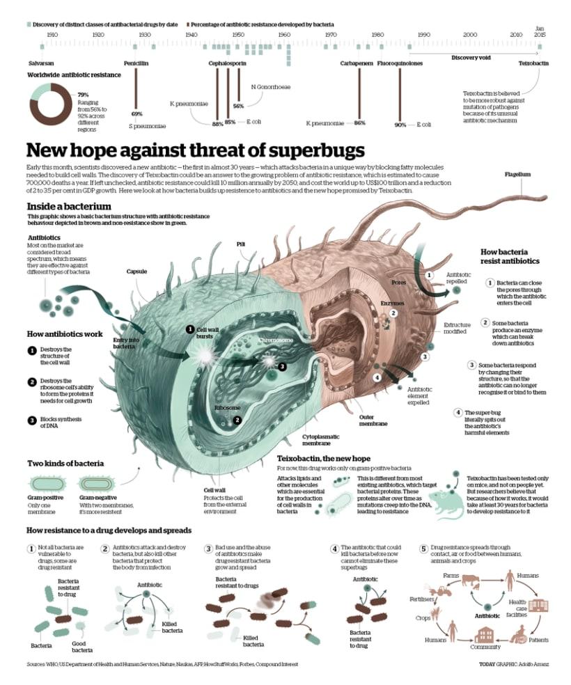 Superbacterias 0