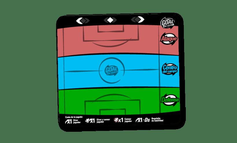 Goal: the Match 4