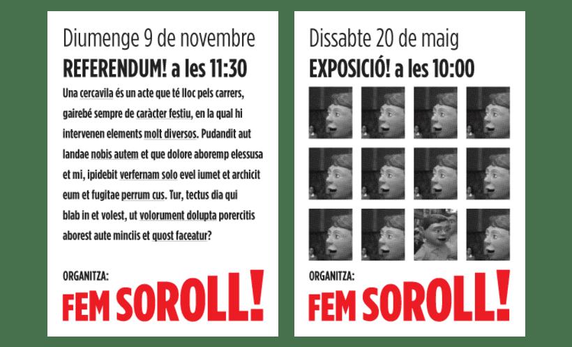 Fem Soroll! 3