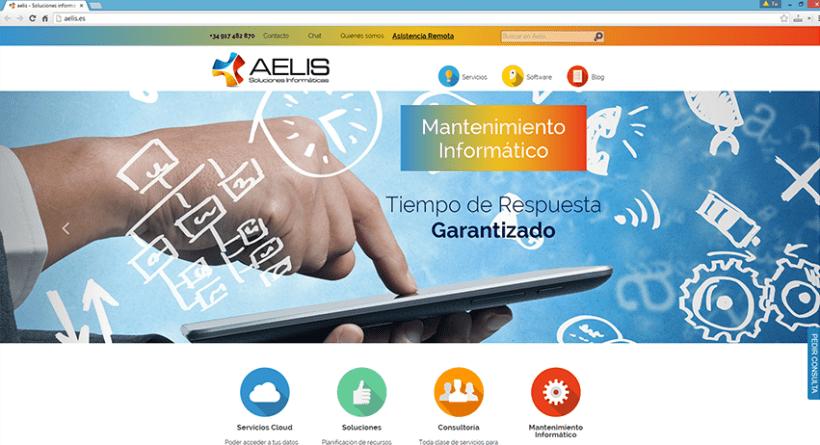Aelis - web corporativa 4