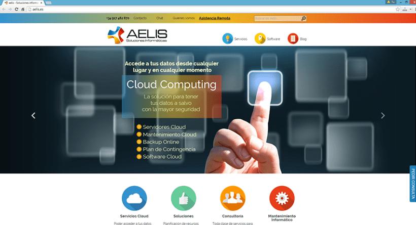 Aelis - web corporativa 5