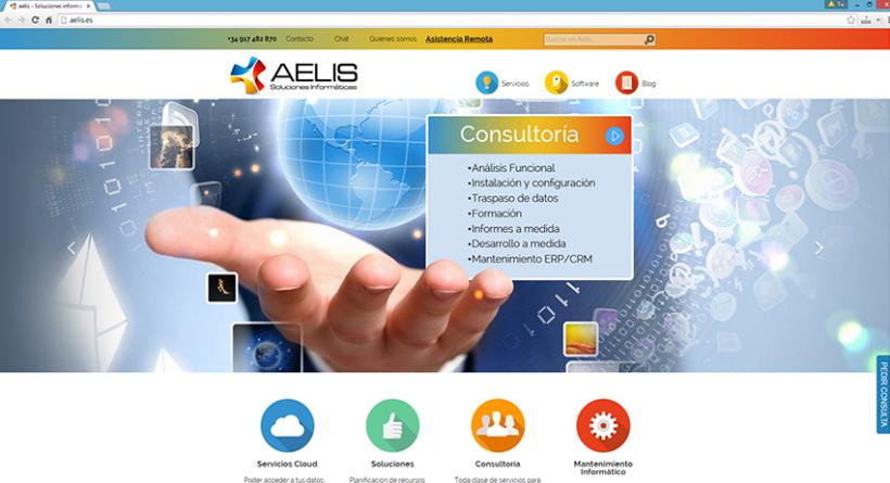 Aelis - web corporativa 7