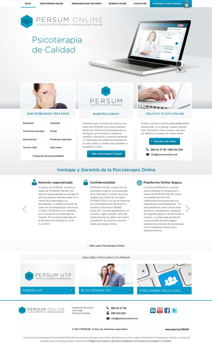 Plataforma videoterapia PERSUM Online 3