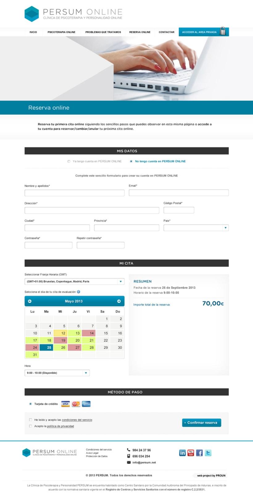 Plataforma videoterapia PERSUM Online 5