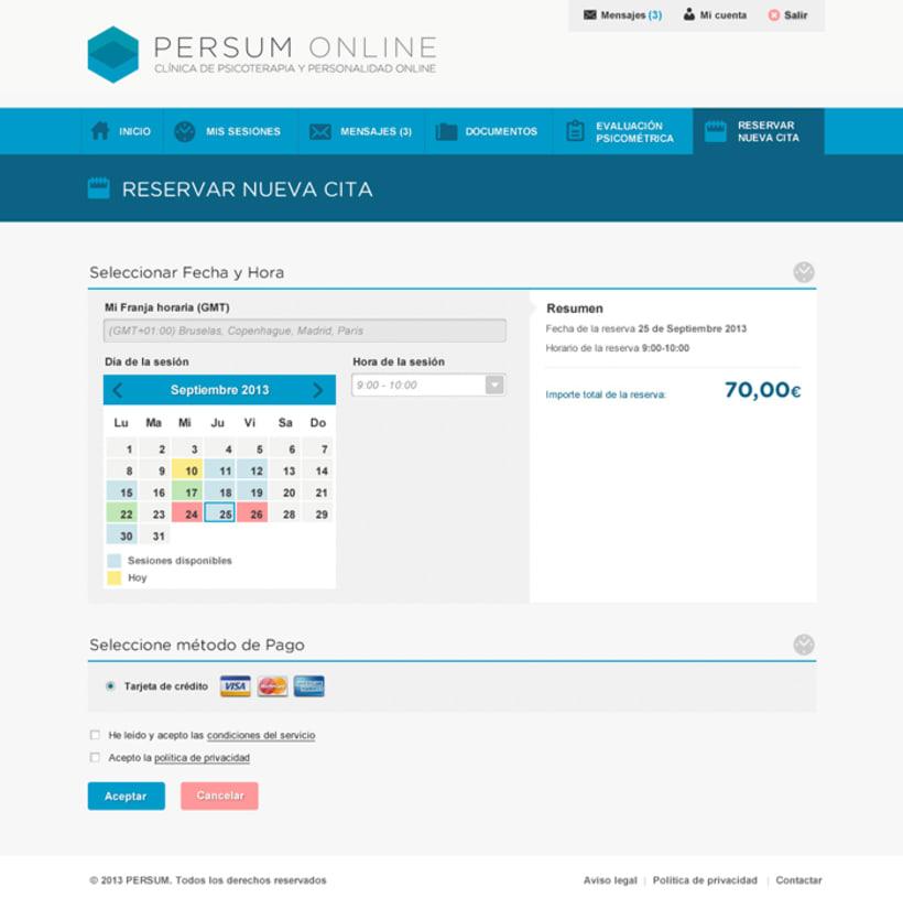 Plataforma videoterapia PERSUM Online 6