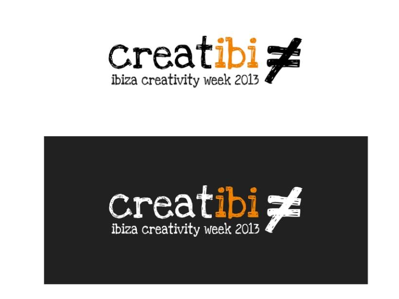 Imagen de marca para la Creatibi.  0