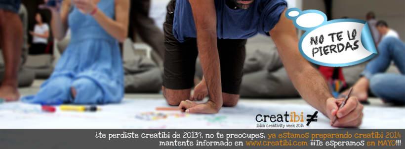 Imagen de marca para la Creatibi.  4
