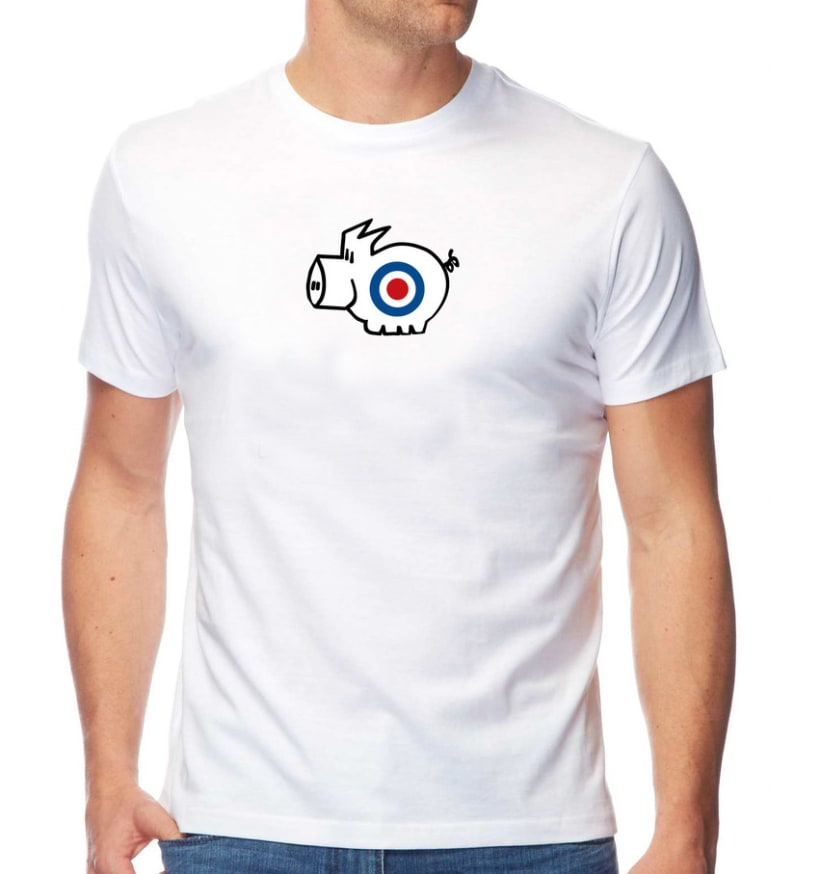 Camisetas / Diseñador // T-shirt / Designer 6