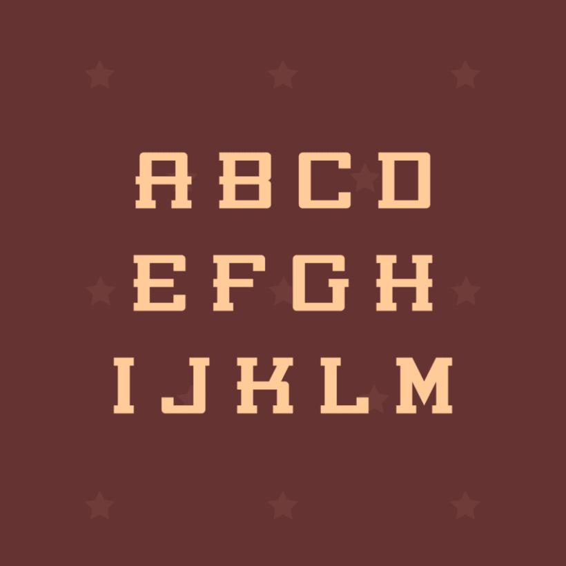 Poniente Typeface 0