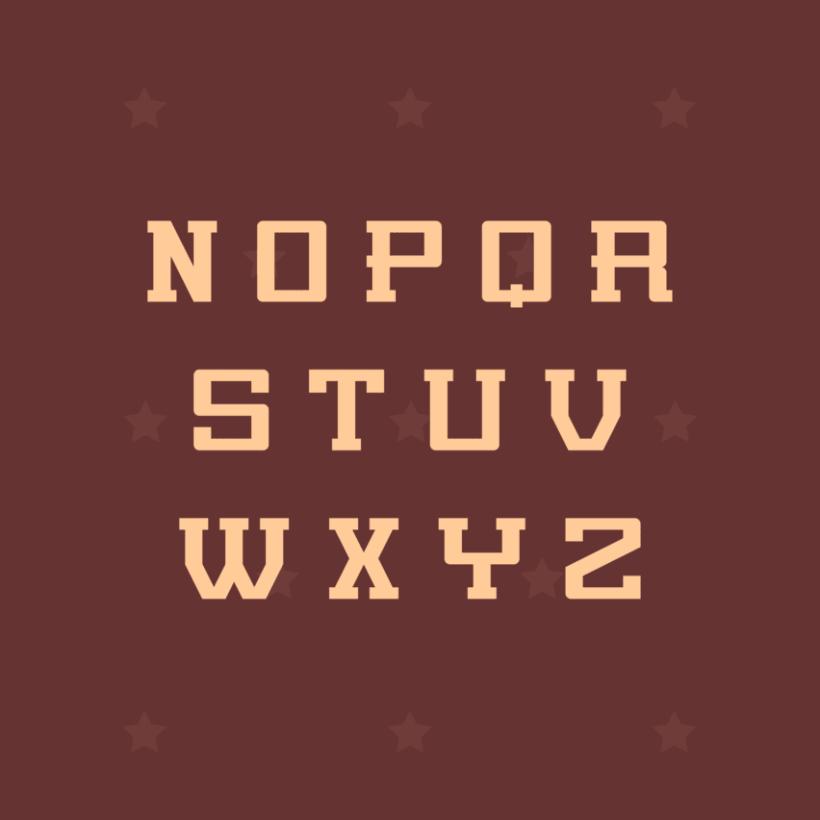 Poniente Typeface 1