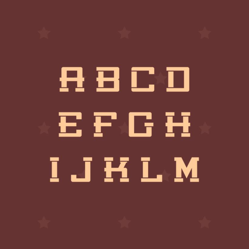 Poniente Typeface 2
