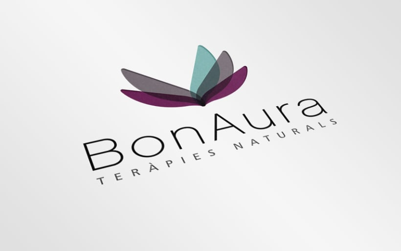 BONAURA · Branding -Web Design 0