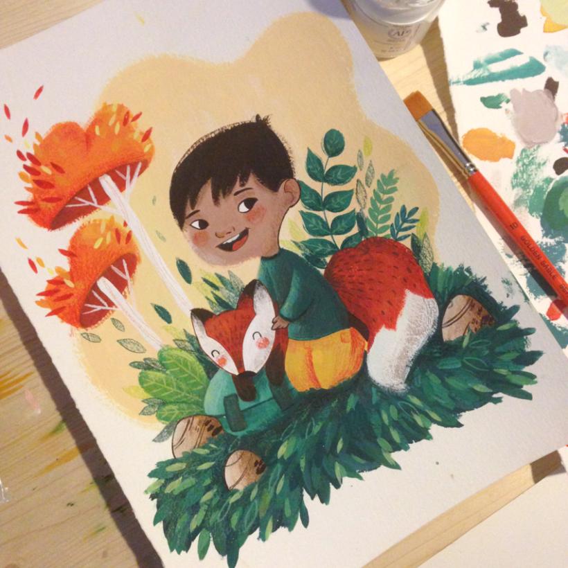 Custom Illustration 2