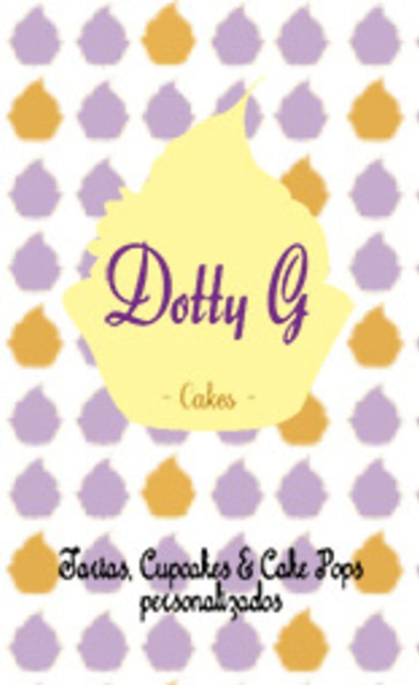 Desarrollo de marca Dotty G 5