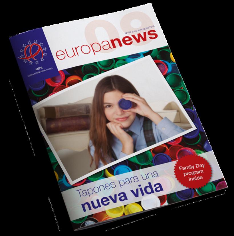 Revista Europa News 0