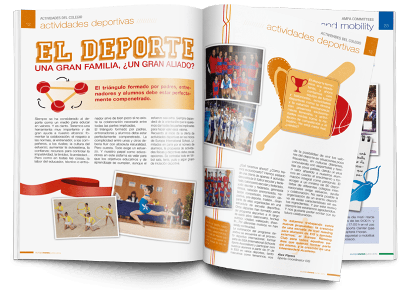 Revista Europa News 1