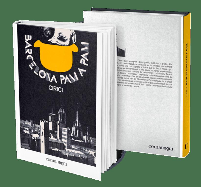 "Libro ""Barcelona Pam a Pam"" 0"