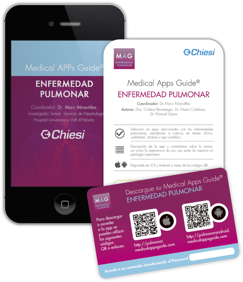"""Campaña """"Medical Apps Guide"""" 0"""