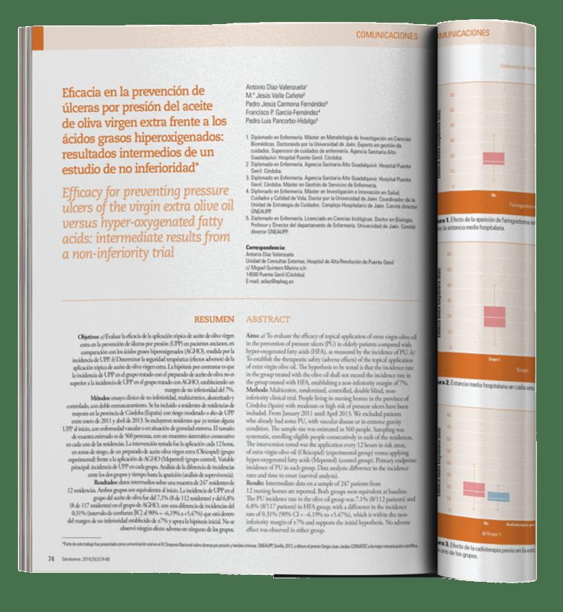 """Revista """"Gerokomos"""" 0"""