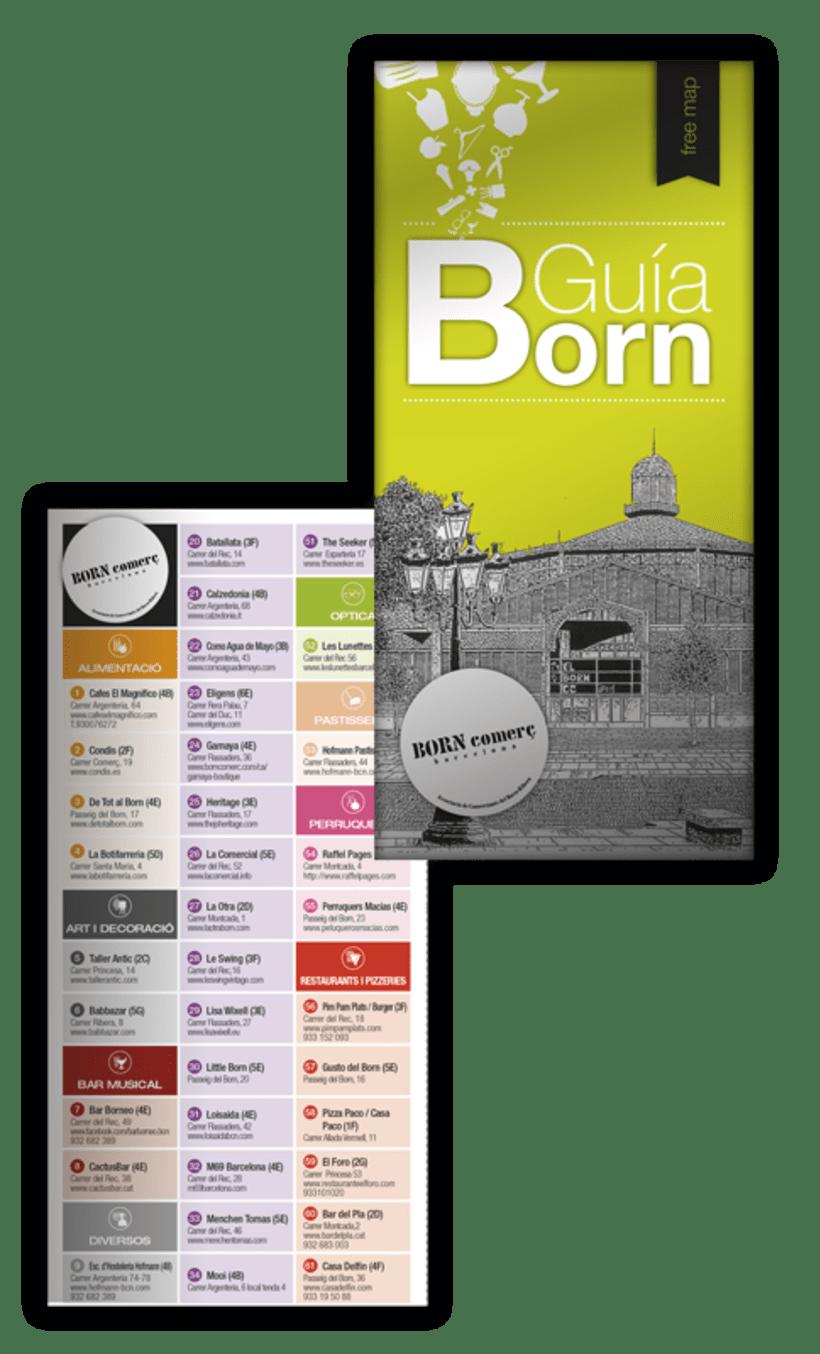 Guía Born 0