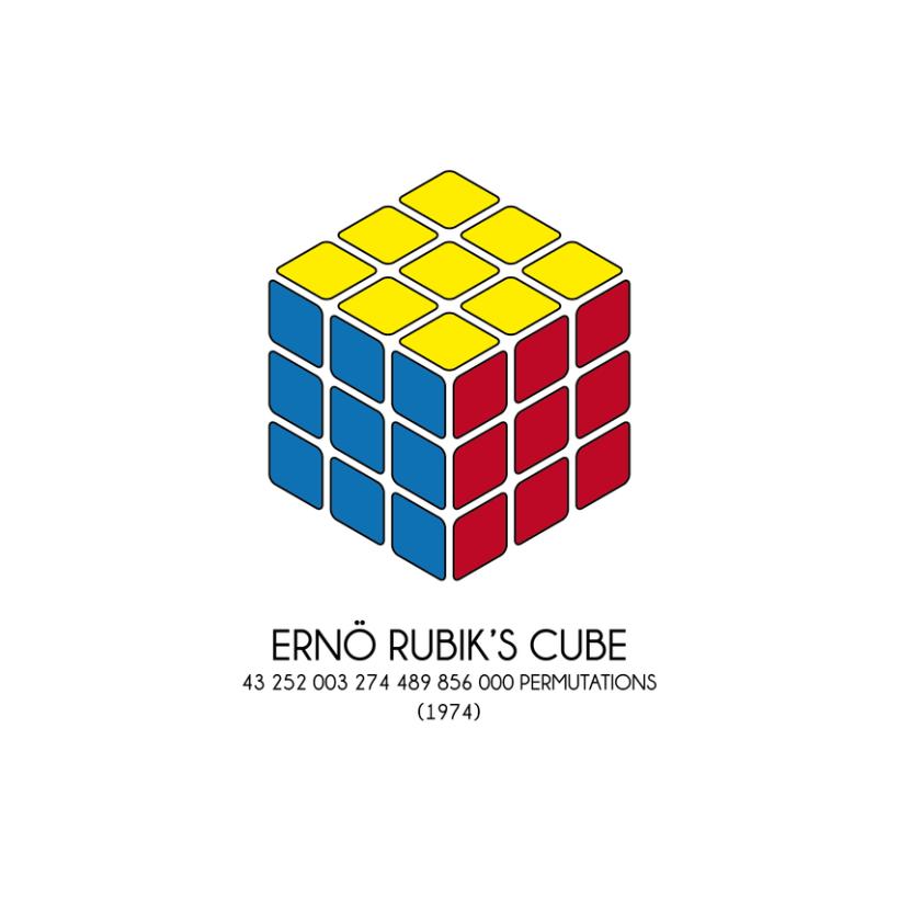 ERNÖ RUBICK'S CUBE 3