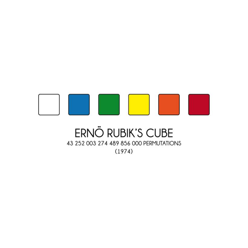 ERNÖ RUBICK'S CUBE 5