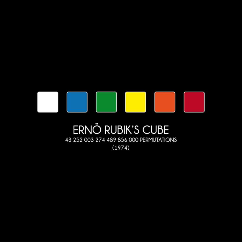 ERNÖ RUBICK'S CUBE 2
