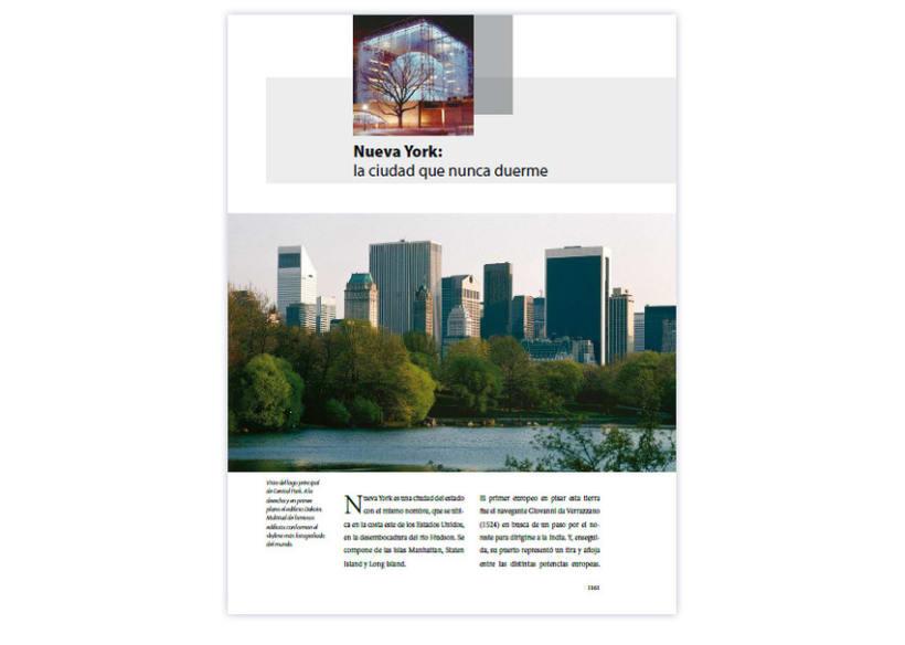 Colección editorial -Ciudades del Mundo- 11