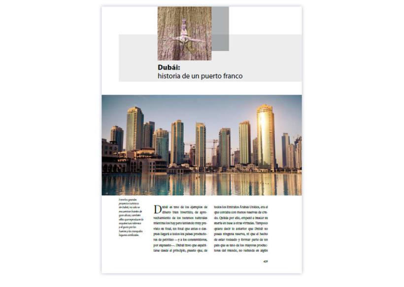Colección editorial -Ciudades del Mundo- 1