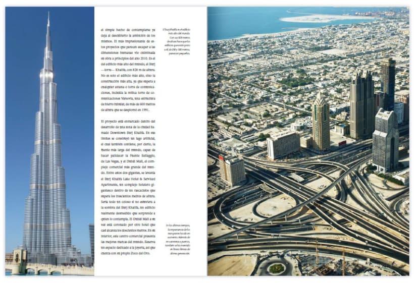 Colección editorial -Ciudades del Mundo- 2