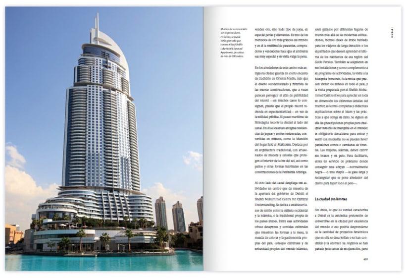 Colección editorial -Ciudades del Mundo- 4