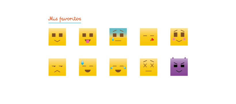 EMOTICONOS / ALTERNATIVOS 3