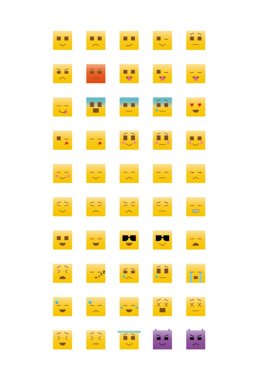 EMOTICONOS / ALTERNATIVOS 4
