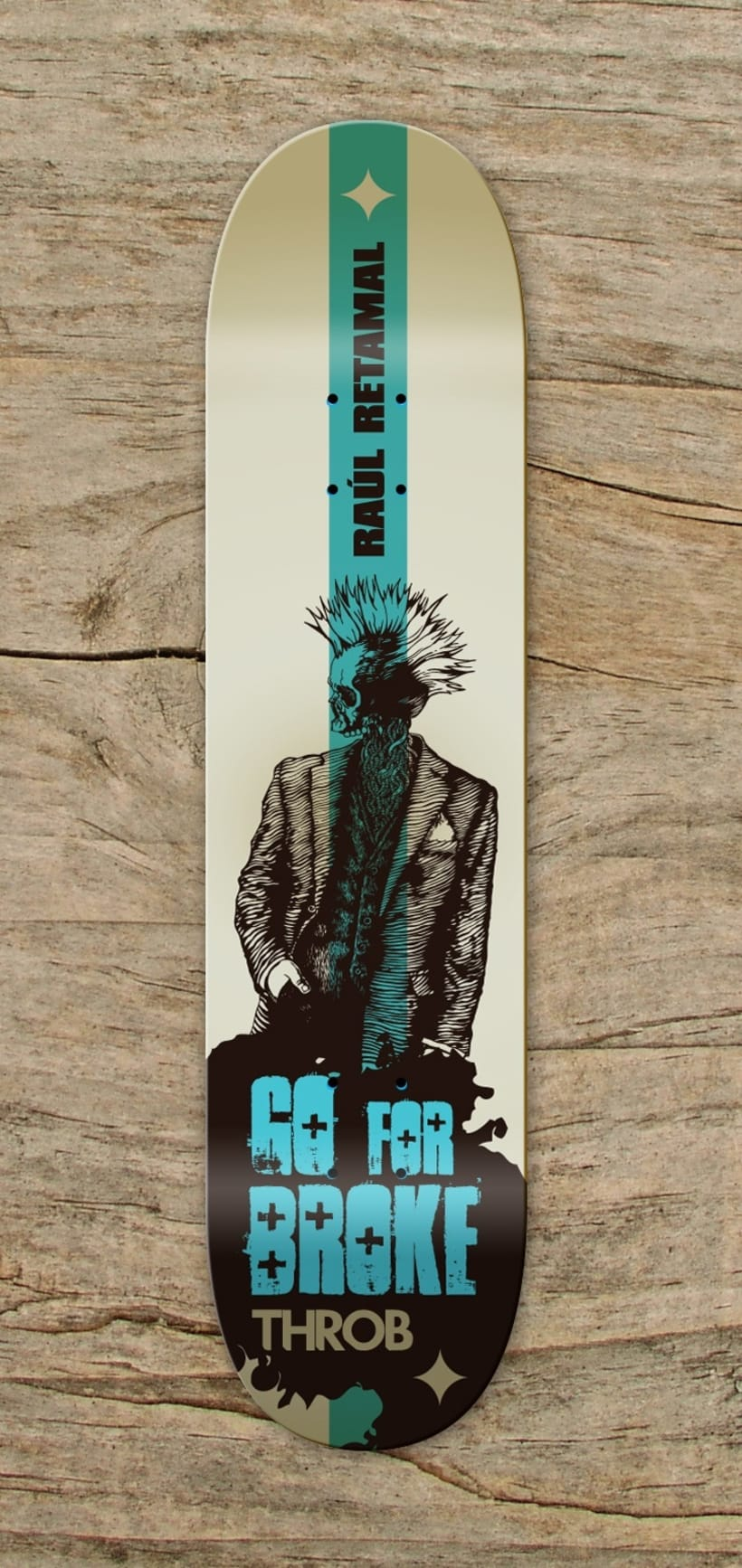 Skateboard Collection 7