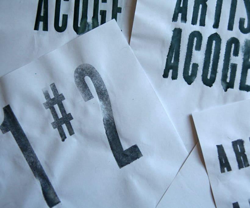 Exposición Artistas Acoge 4