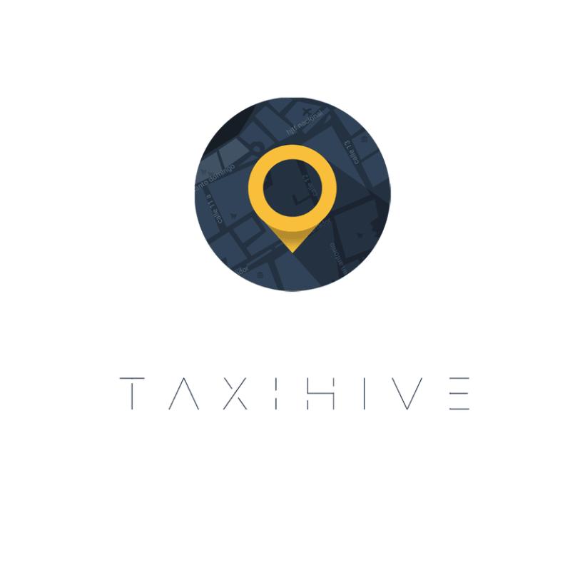 concept ui interface user for taxihive app venezolana, diseño conceptual de la interface de usuario de taxihive aplicacion venezolana  0