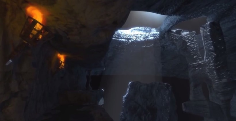 Draco Cave 1